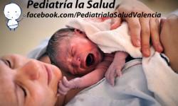 Recien nacido pediatría Valencia
